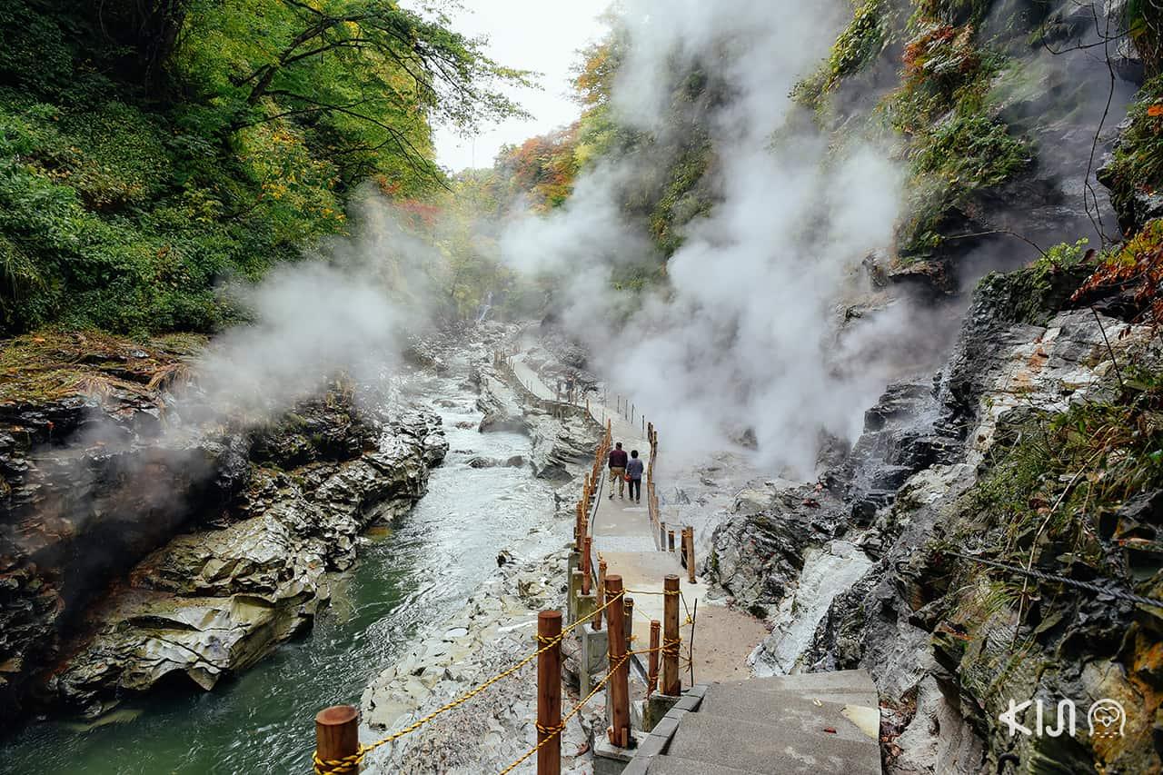 เที่ยว เมืองยุซาวะ (Yuzawa) จังหวัด อาคิตะ