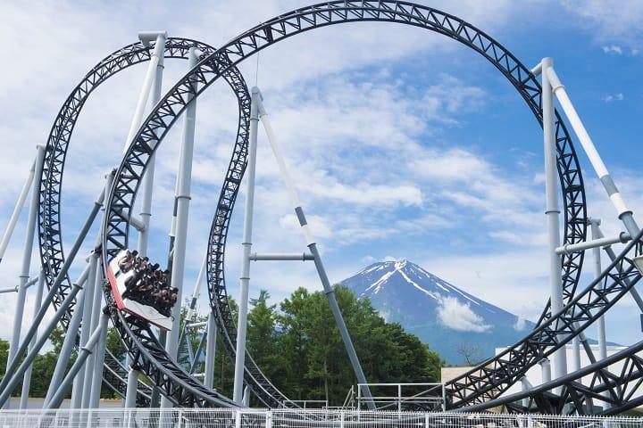 Fuji Hakone Pass - สวนสนุกฟูจิคิวไฮแลนด์ (Fujikyu Highland)