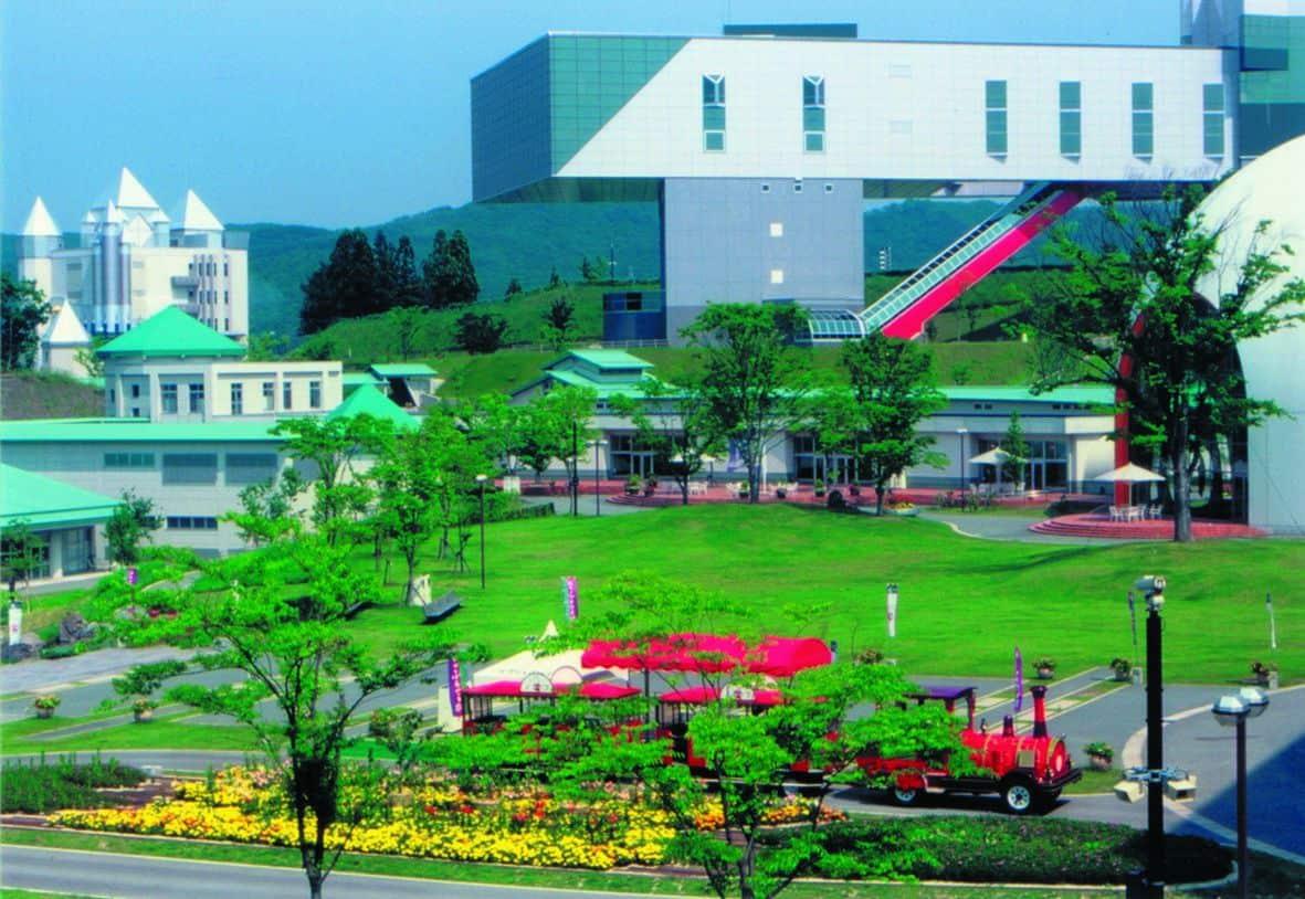 เมืองโยโกเตะ (Yokote : 横手市) อาคิตะ