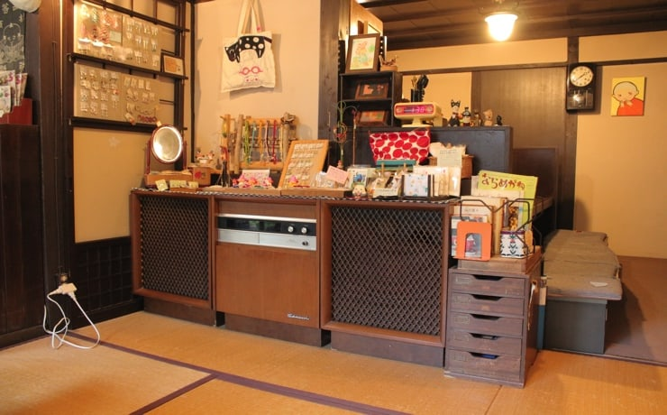 Cafes in Nara - Yotsuba Cafe