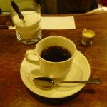 cafe de lambre-black coffee-tokyo-japan