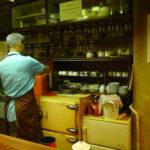 cafe de lambre-coffee shop kitchen-tokyo-japan