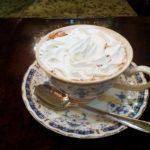 cafe kojo-hot chocolate-ueno-tokyo-japan