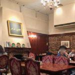 cafe tricolore-interior2-ginza-tokyo-japan