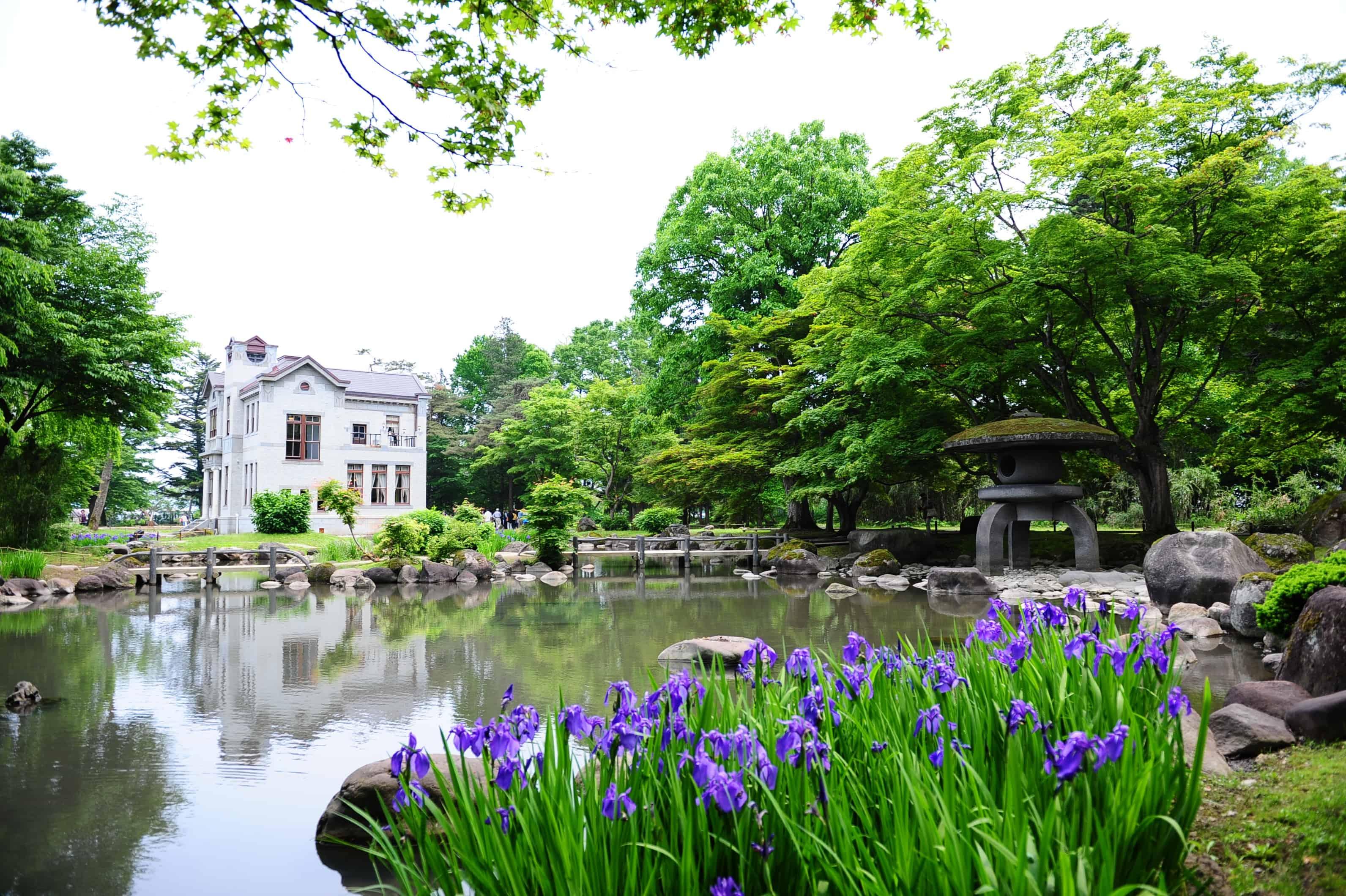 สวนตระกูลอิเคดะ (Ikeda Family Gardens)
