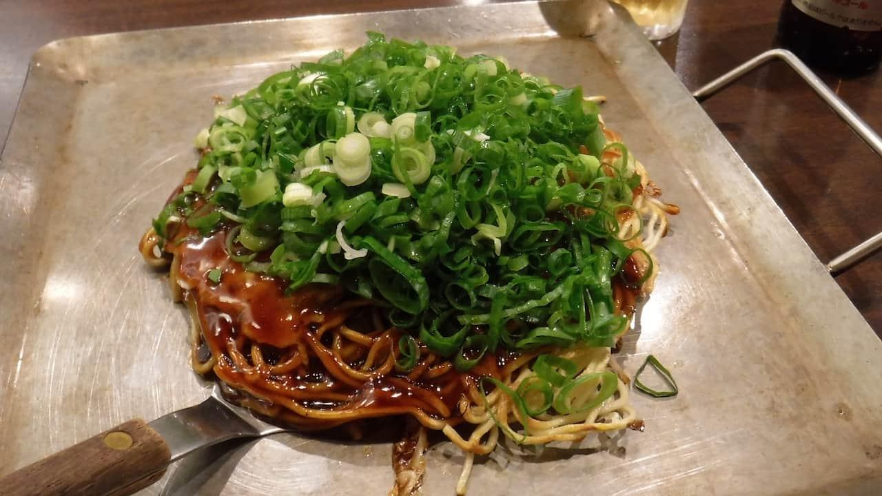 อาหาร ฮิโรชิม่า (Hiroshima Gourmet) - โอโคโนมิยากิ