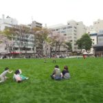 minami-ikebukuro park-tokyo-japan