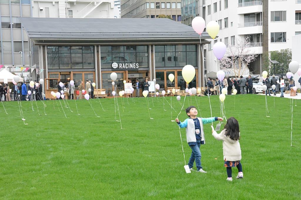 สวนสาธารณะขนาดเล็ก (Pocket Park) ที โตเกียว