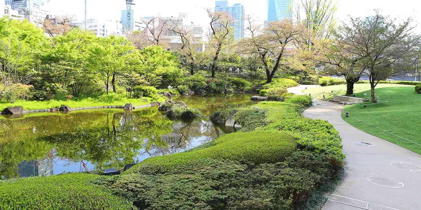 Pocket Park โตเกียว (Tokyo)