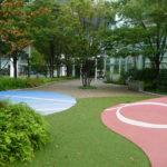 our parks-pocket park-toranomon hills-tokyo-japan