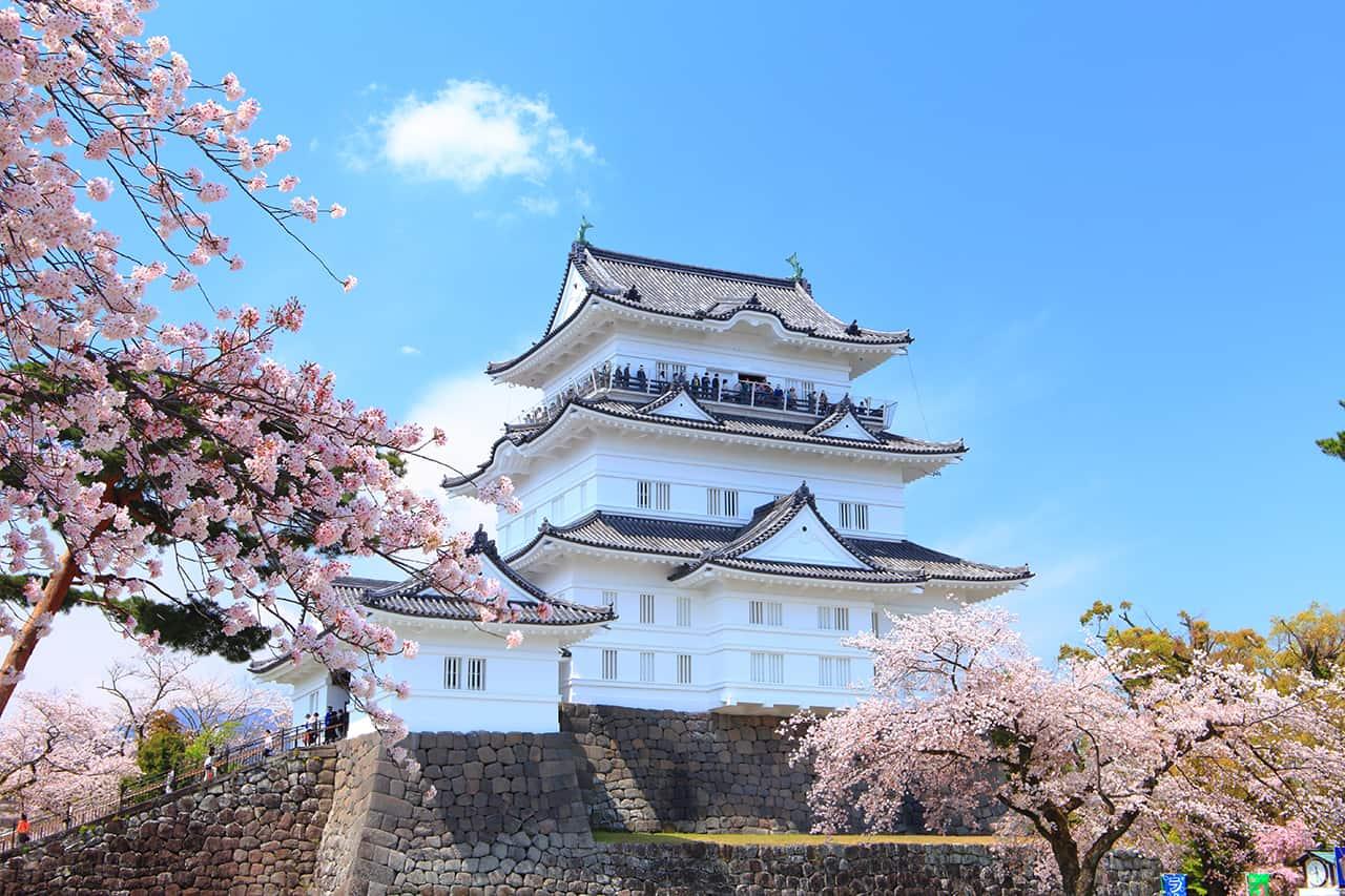 Fuji Hakone Pass - Odawara Castle