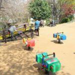 playground-mori garden-pocket park-tokyo-japan