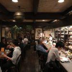 satei hato coffee shop-interior-shibuya-tokyo-japan