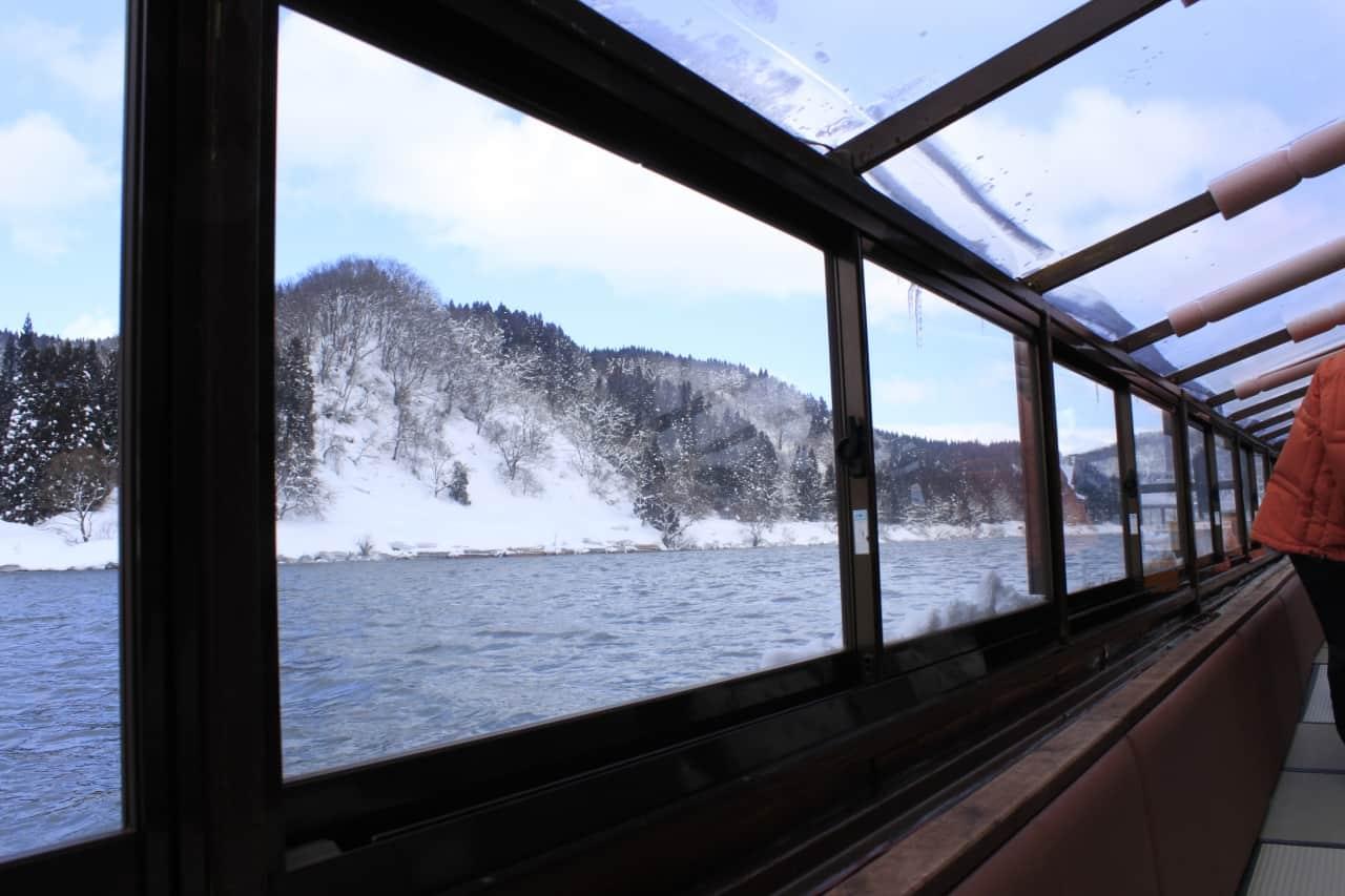 แม่น้ำโมกามิ (Mogami River : 最上川)