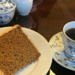 tsubakiya coffee-coffee and cake-ginza-tokyo-japan
