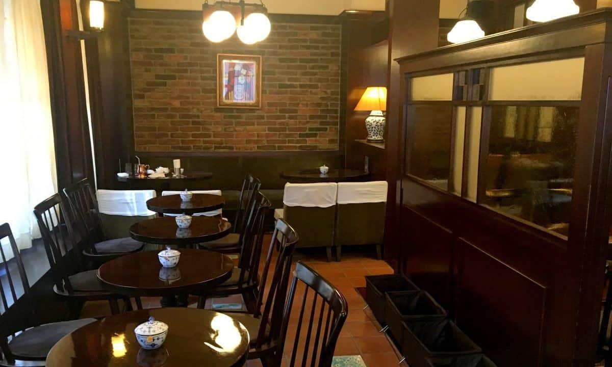 Tsubakiya Coffee. ginza, Tokyo
