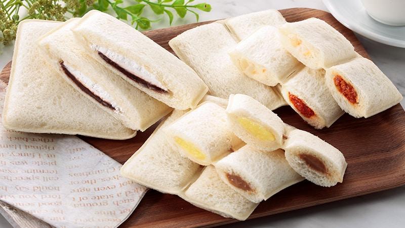 LAWSON STORE ขนมปังสอดไส้หลากรส