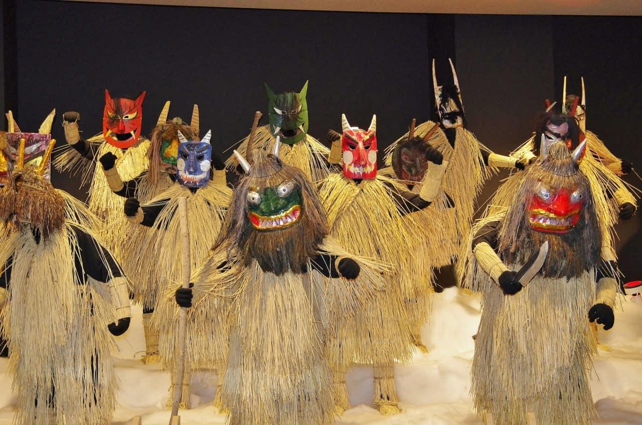 พิพิธภัณฑ์นามาฮาเงะ (Namahage Museum)