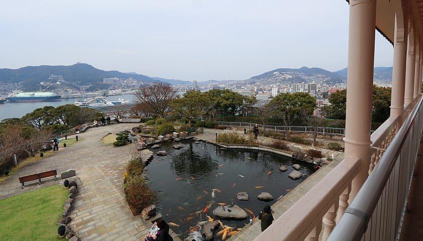 เที่ยว nagasaki -สวนโกลเวอร์ (Glover Garden)