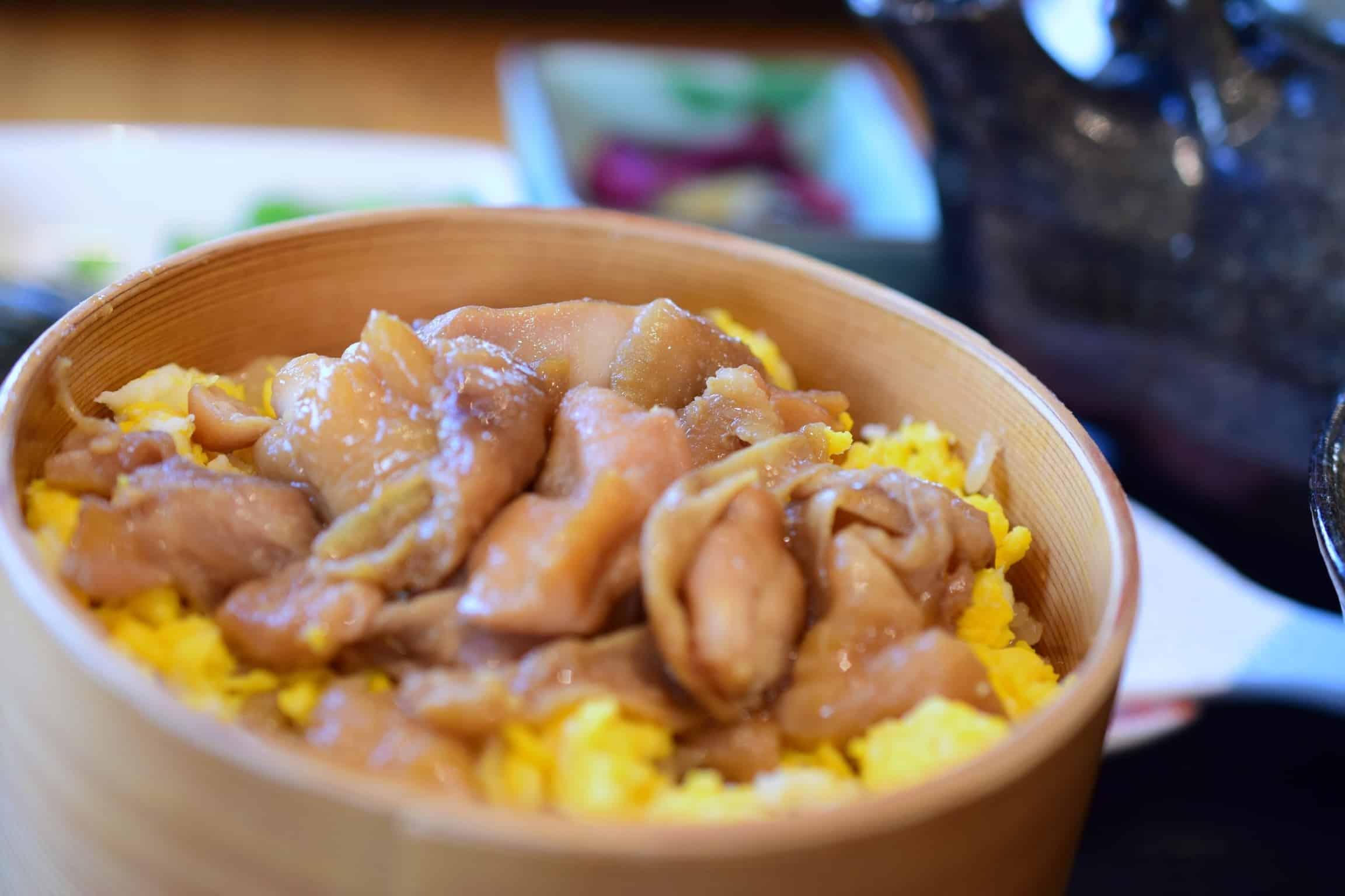 อาหารอร่อย อาคิตะ - คิริทัมโปะนาเบะ (Kiritanpo Nabe)