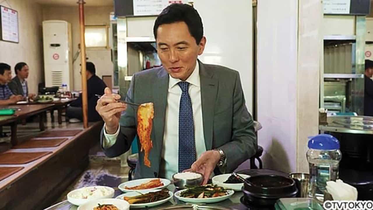 ซีรีย์ญี่ปุ่นใน Netflix - Solitary Gourmet