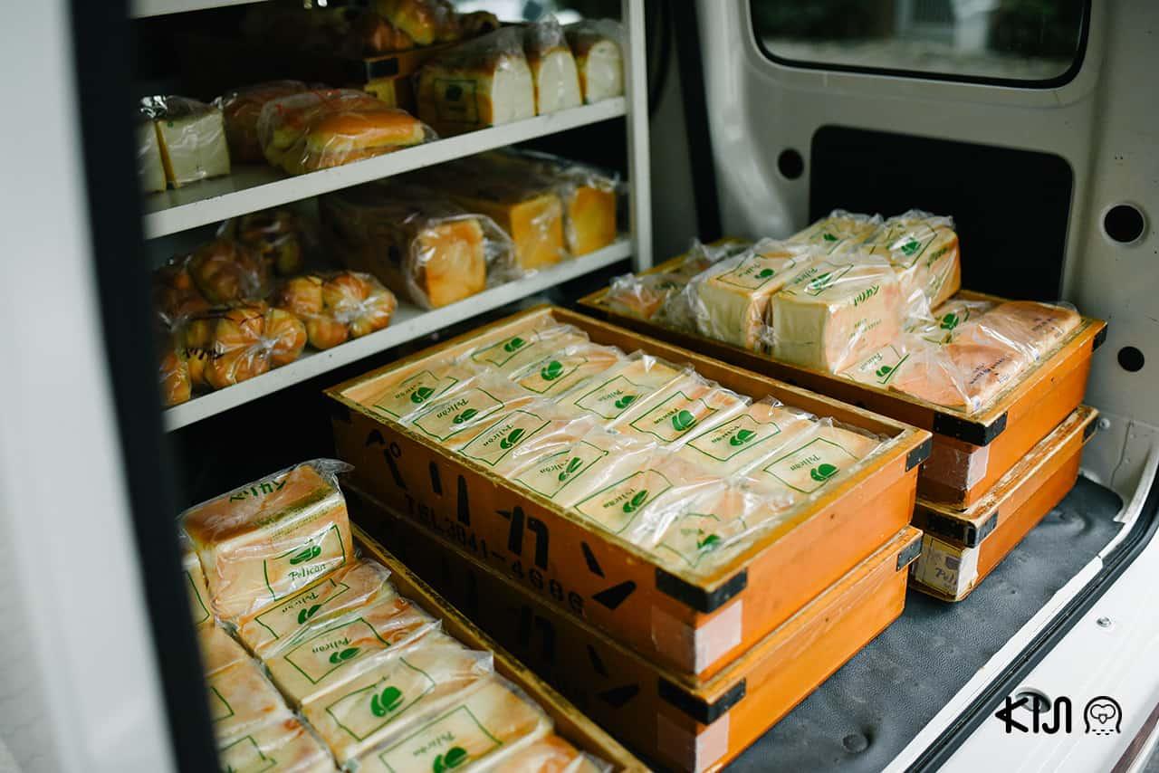 เที่ยว อาซากุสะ - Pelican Bread