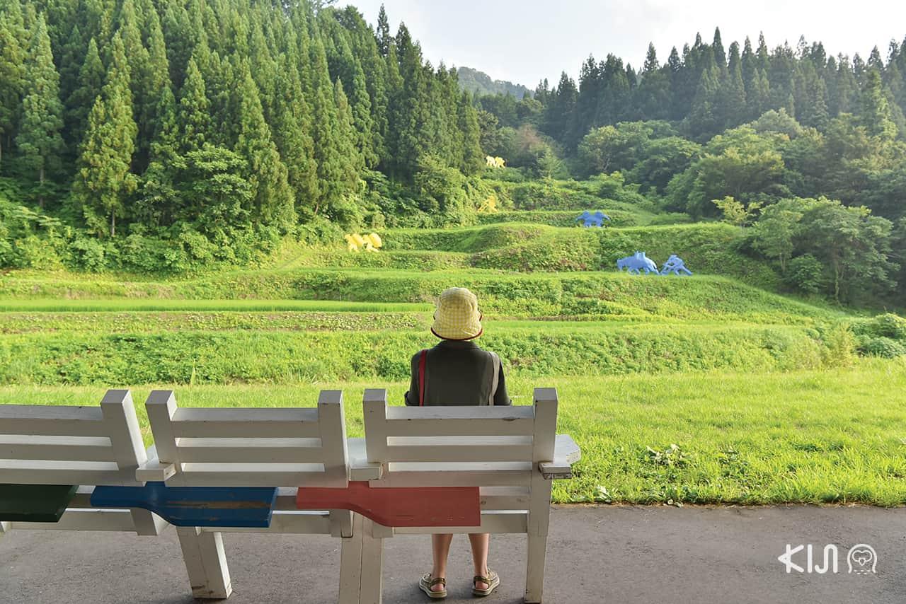 เที่ยว นีงาตะ (Niigata) - Echigo-Tsumari Art Field