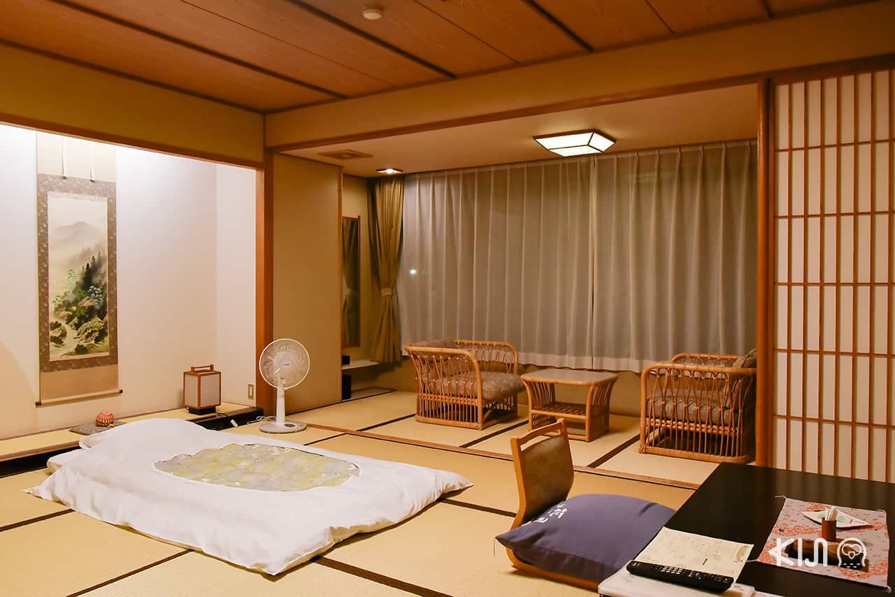 ห้องพัก Shousenkaku Kagetsu