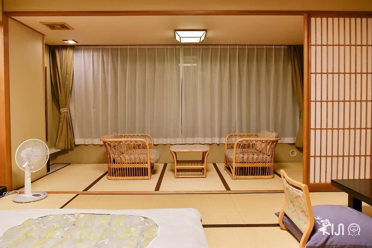 โรงแรม Shousenkaku Kagetsu