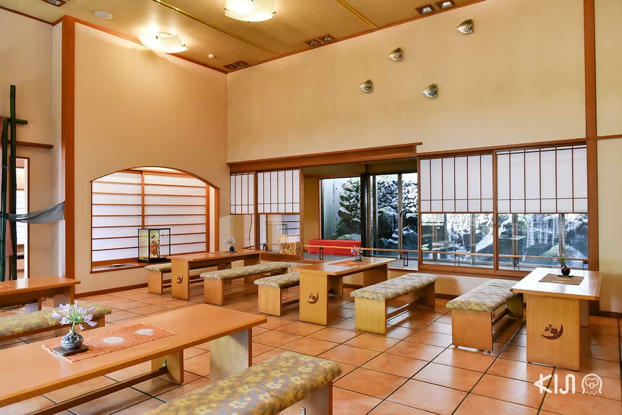 รีวิวโรงแรม Shousenkaku Kagetsu