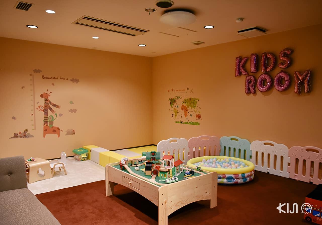Kids room in Shousenkaku Kagetsu