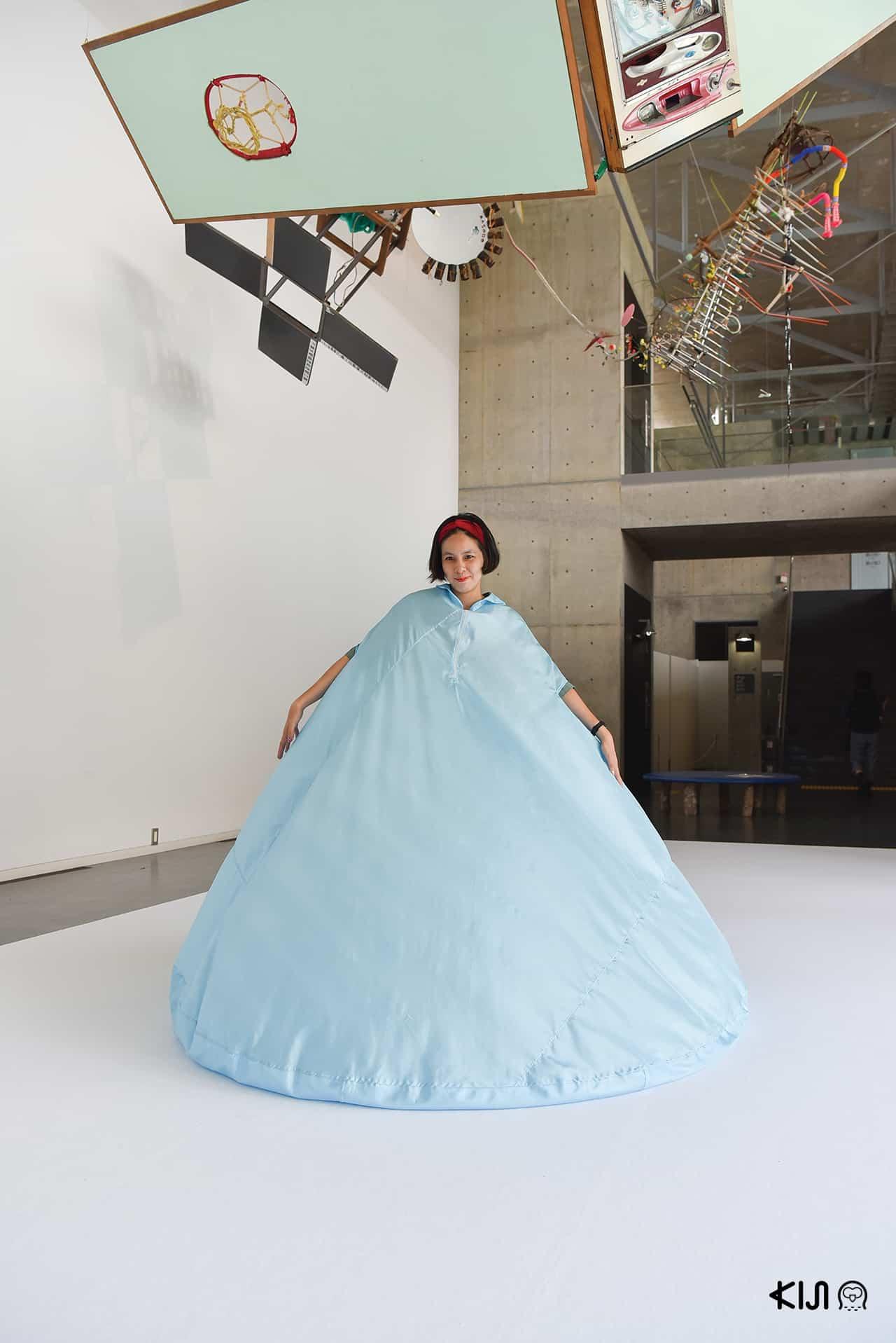 Echigo-Tsumari Satoyama Museum of Contemporary Art KINARE