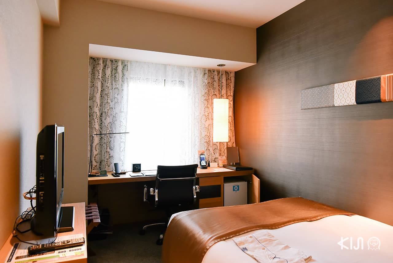 ็Hotel Metropolitan Akita ห้องพักแบบ Standard ทีเหมาะสำหรับพักคนเดียว