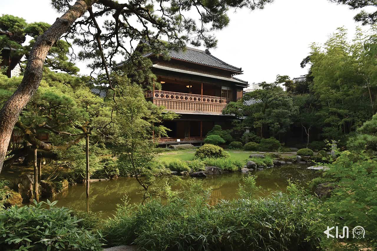 ที่เที่ยว นีงาตะ The Niigata Saitou Villa