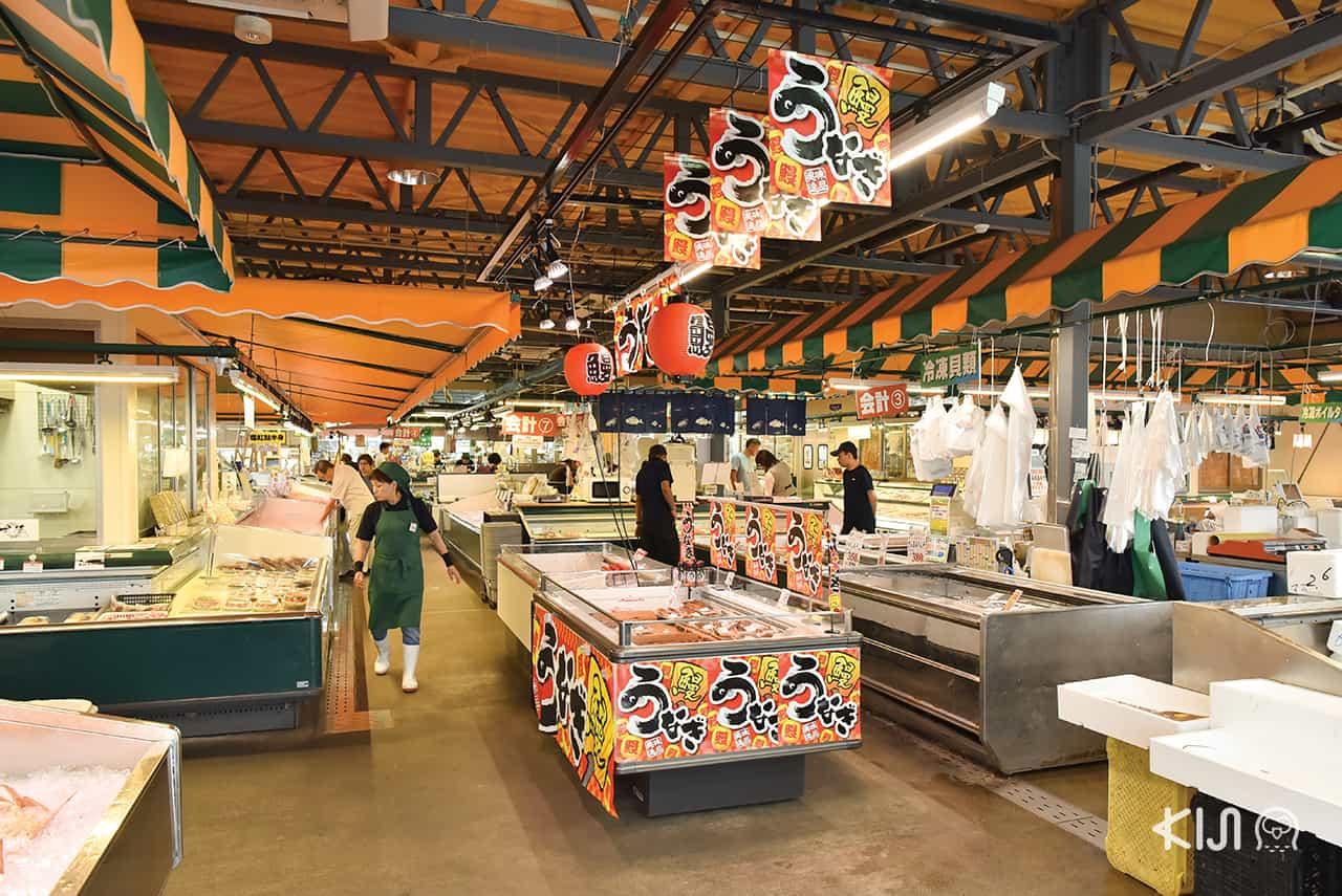 ตลาดปลา นีงาตะ (Niigata)