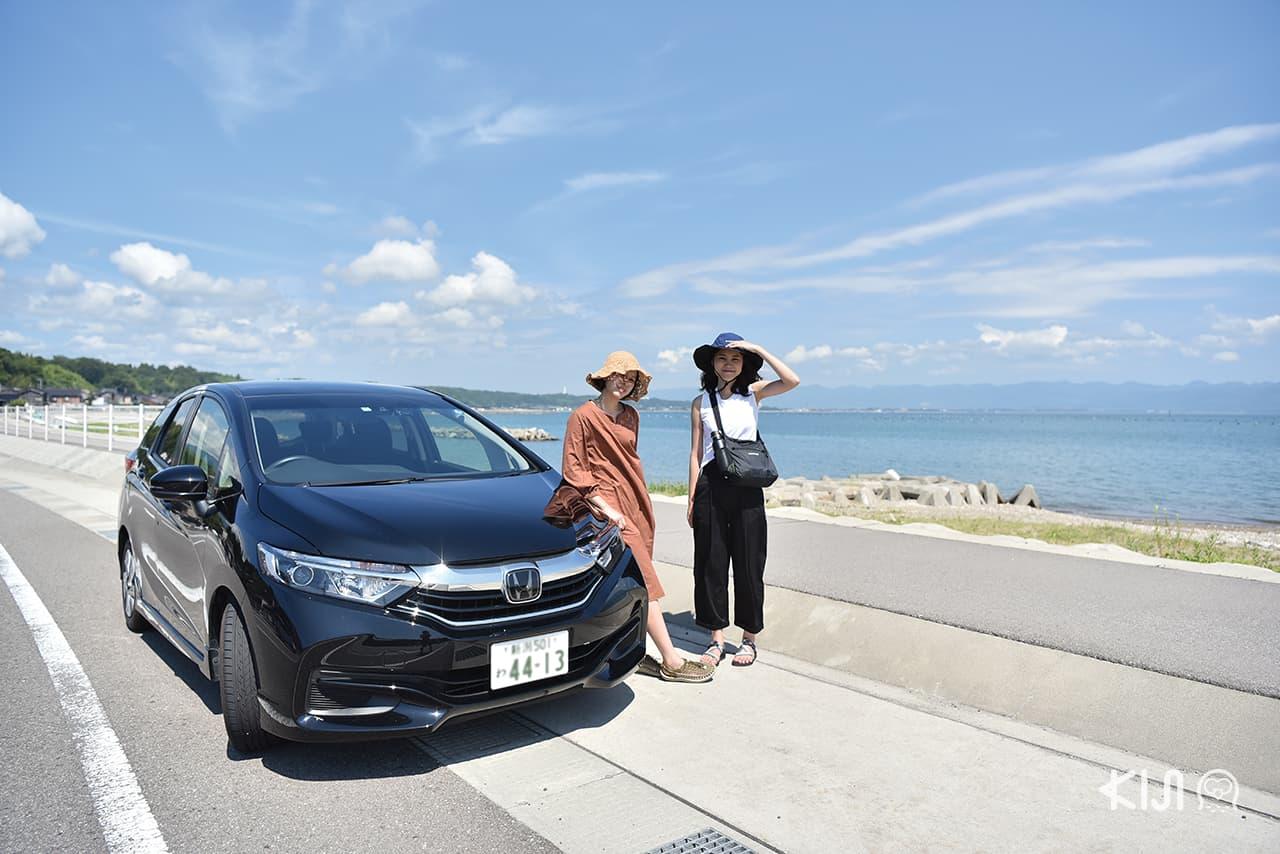 ขับรถเที่ยว นีงาตะ (Niigata)