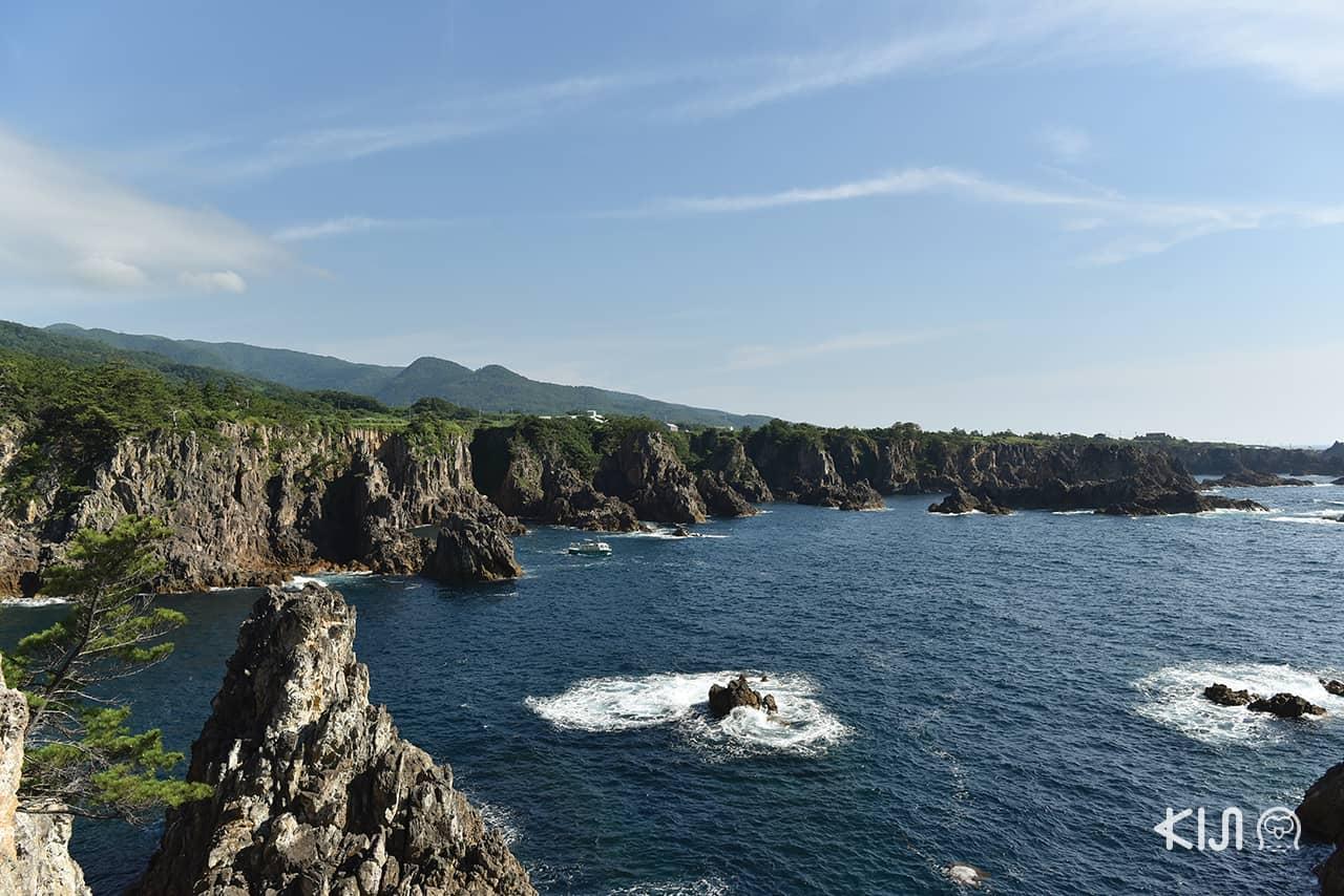 ที่เที่ยวนีงาตะ Senkakuwan Bay