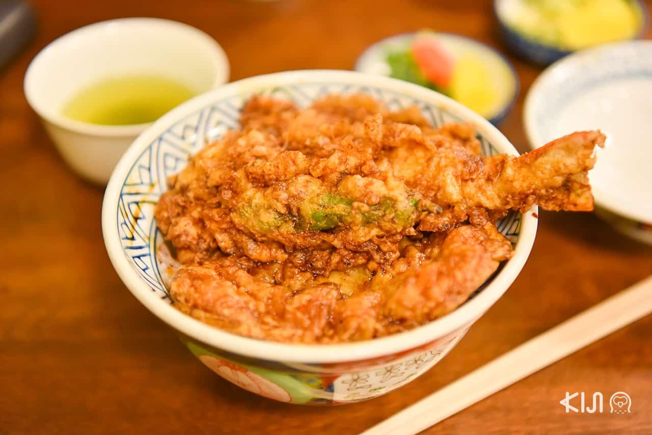 ของกิน ใน อาซากุสะ - Daikokuya Tempura