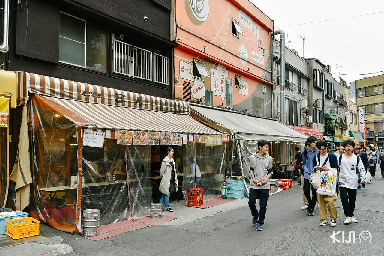 ถนนฮ็อปปี้ (Hoppy Street) ย่านอาซากุสะ