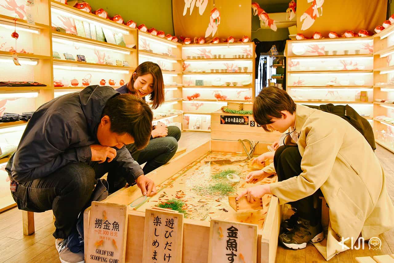 สถานที่ เที่ยว อาซากุสะ - ถนนช็อปปิ้งนิชิซันโด (Asakusa Nishi-sando Shopping Street)