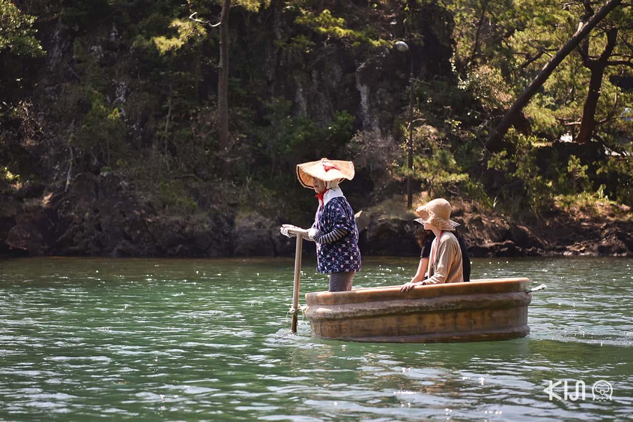 Tarai Bune เกาะซาโดะ จังหวัดนีงาตะ (Niigata)