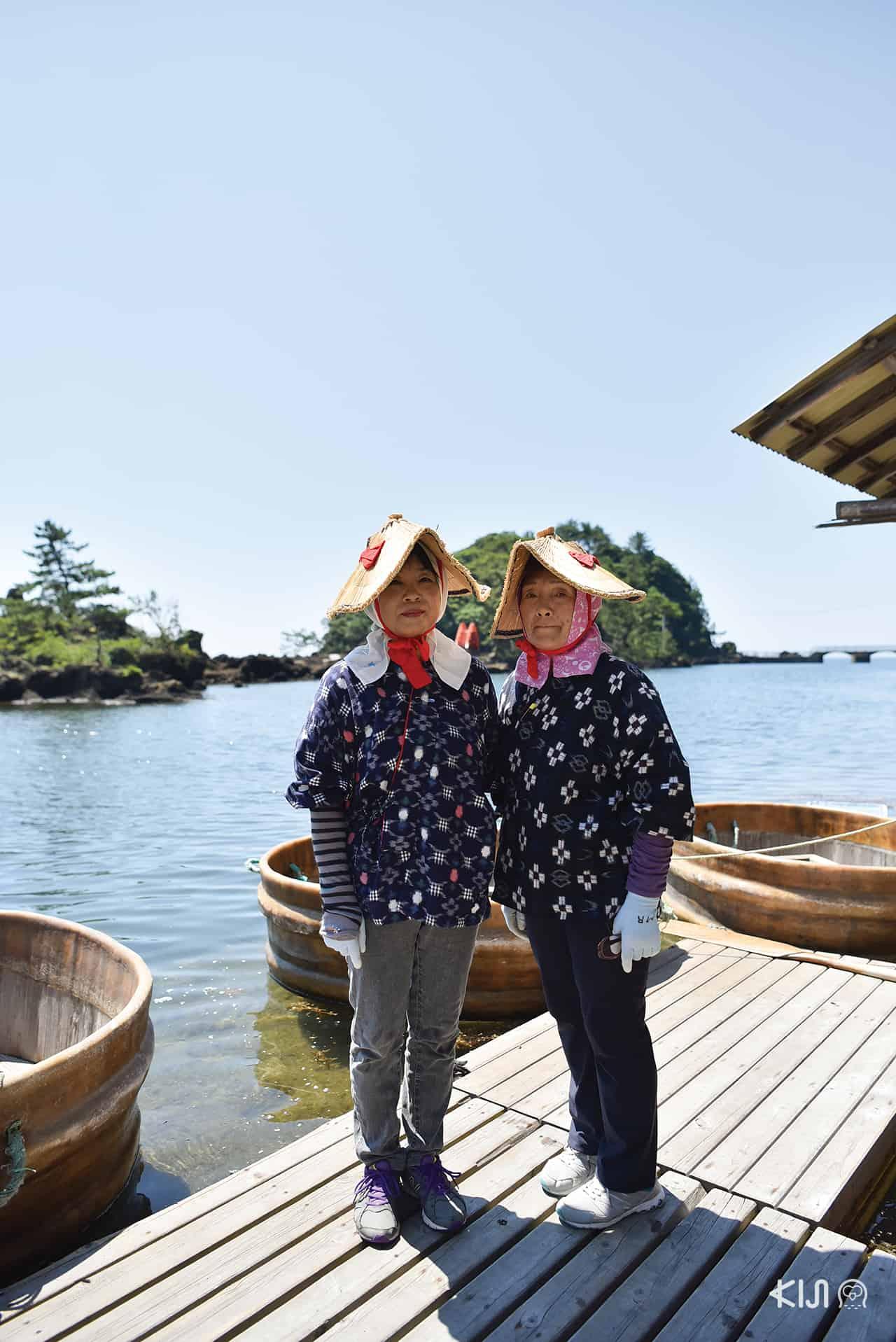 เที่ยว Niigata ที่ เกาะซาโดะ