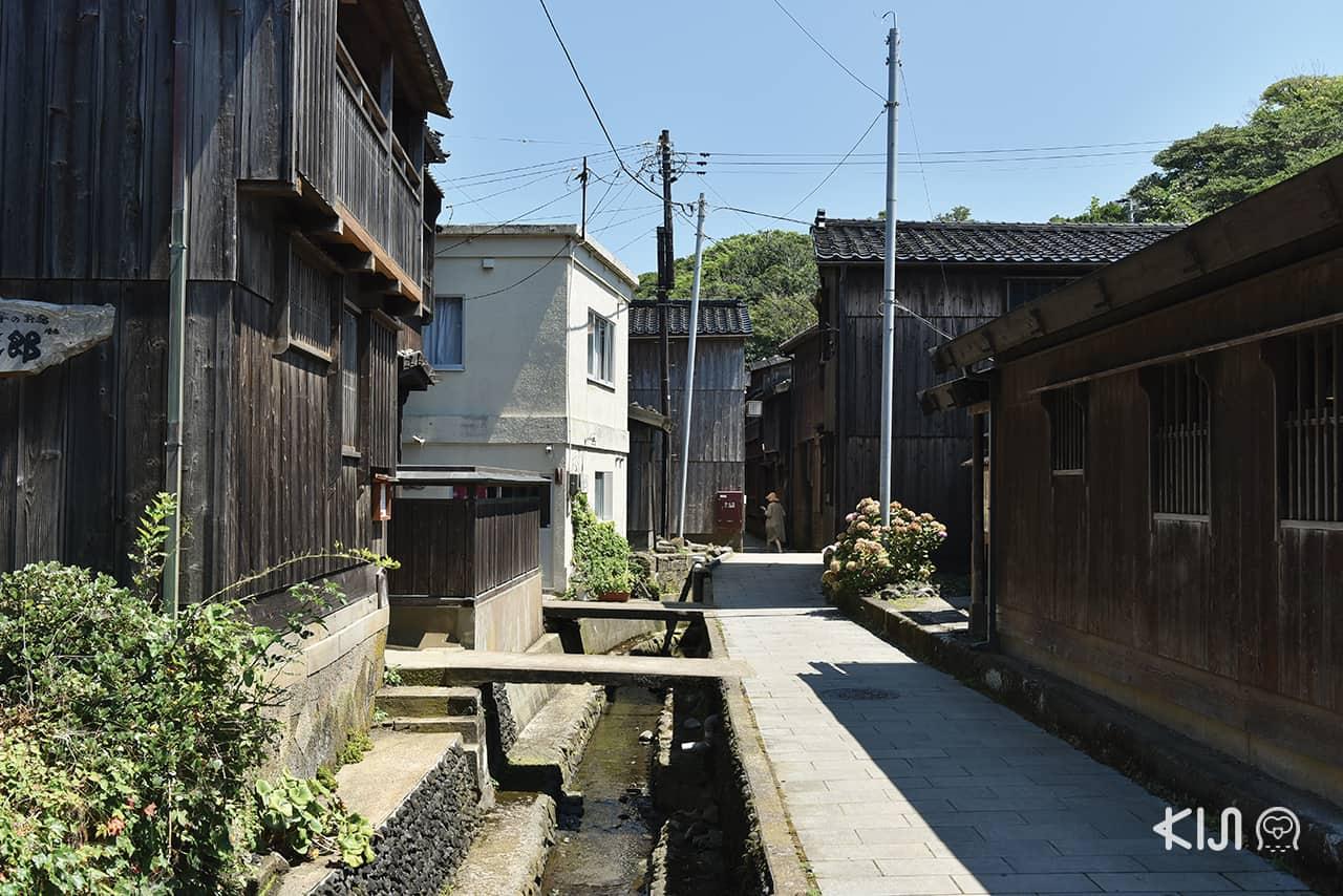 ที่เที่ยวนีงาตะ - Shukunegi Village
