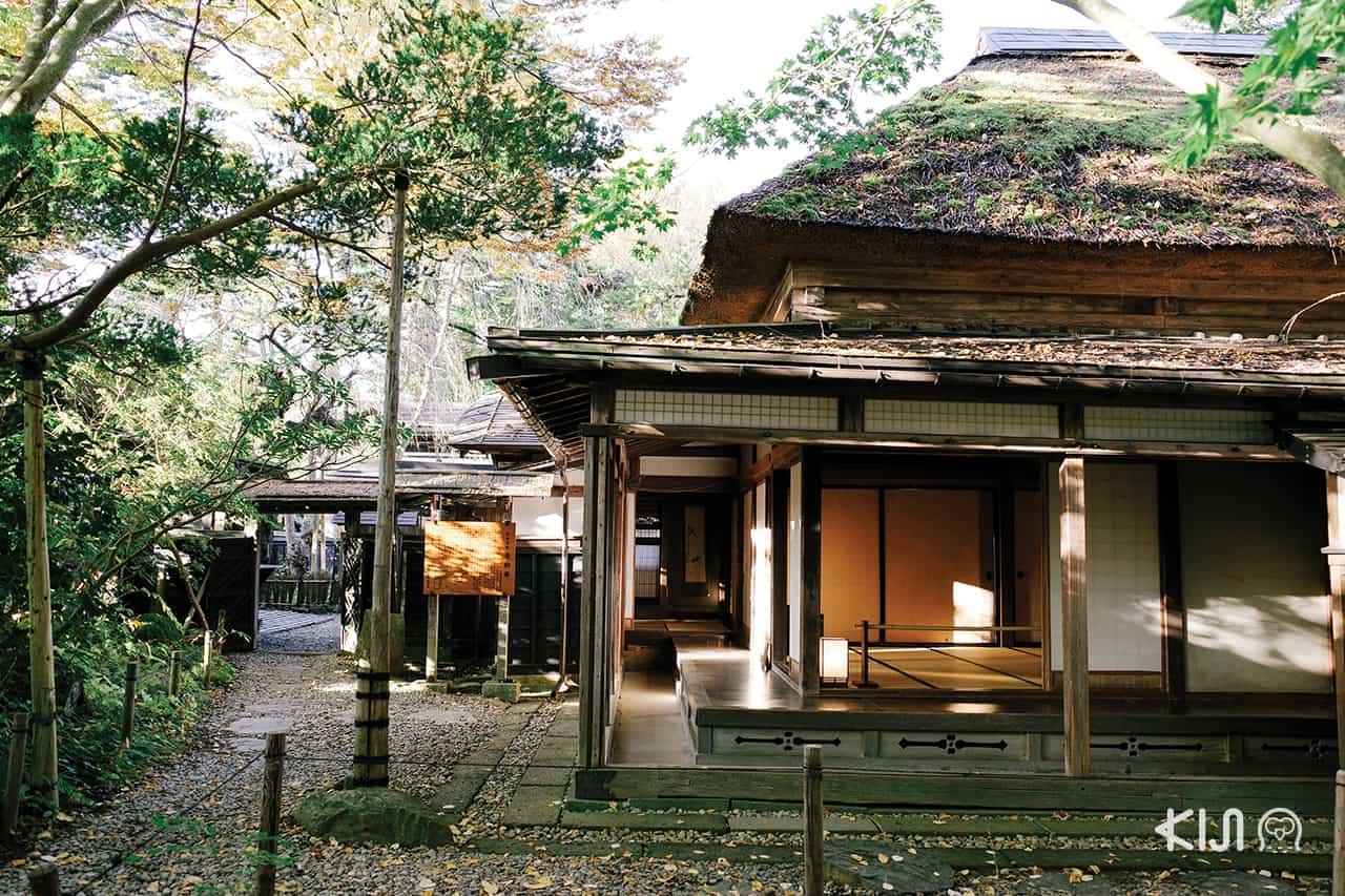 เซมโบกุ-หมู่บ้านซามูไรคาคุโนะดาเตะ (Kakunodate Samurai District)