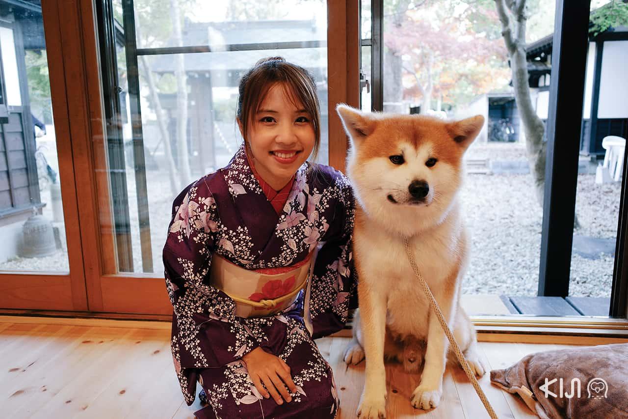 เอนิชิ (Enishi) เซมโบกุ (Semboku)