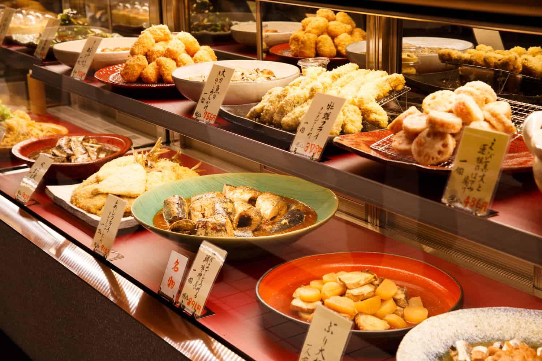 Shibuya Scramble Square ร้านอาหารญี่ปุ่นดั้งเดิม
