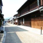 japan edo village-Sekijuku3-mie prefecture-japan