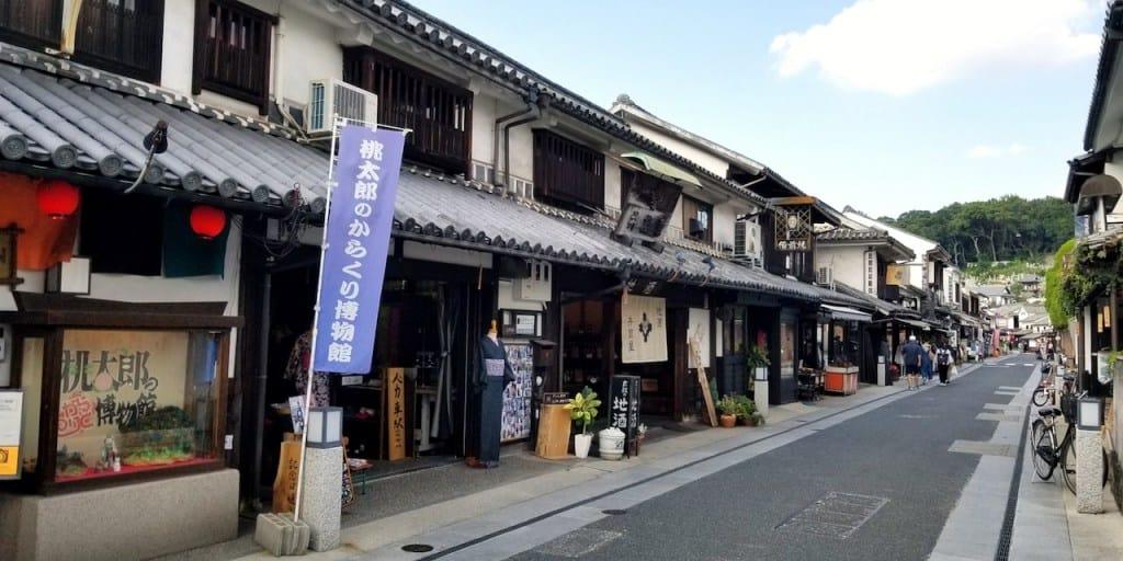 Kurashiki' Okayama