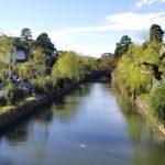 japan edo village-riverside2-kurashiki-okayama-japan