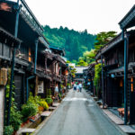 japan edo village-sanmachisuji-takayama-japan